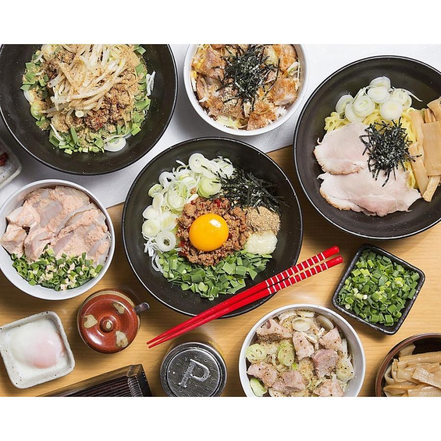 台湾まぜそば 6食セット mazesobaminami 02