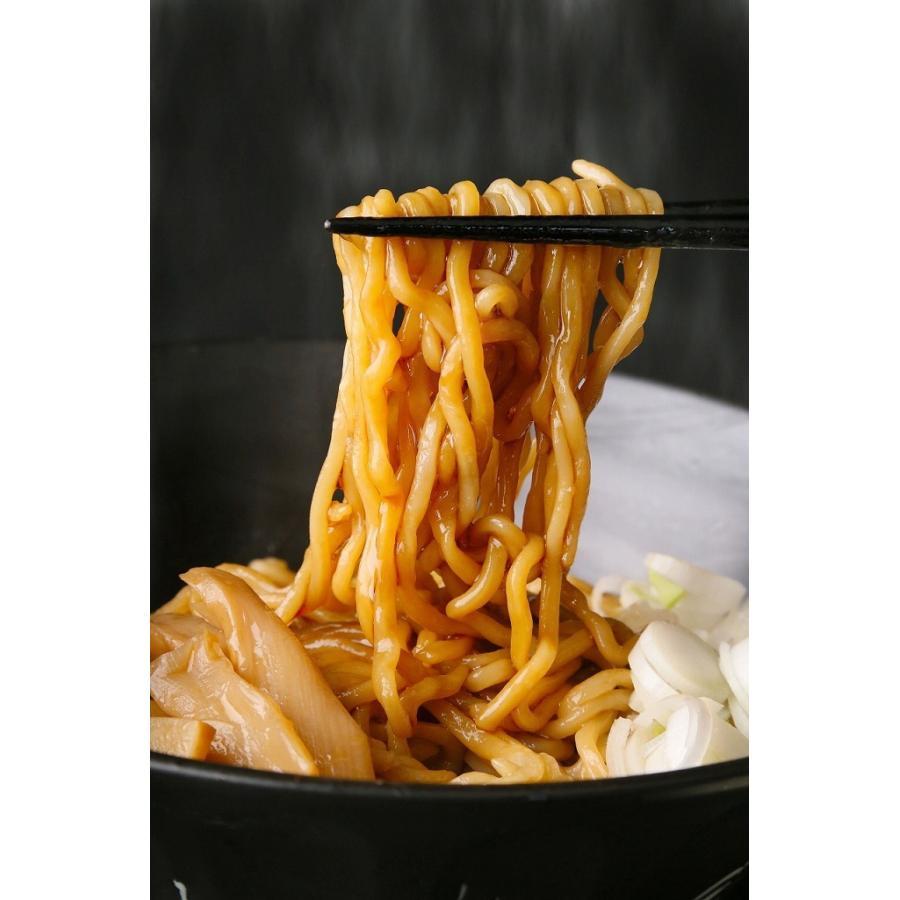 まぜそば 4食セット mazesobaminami 02