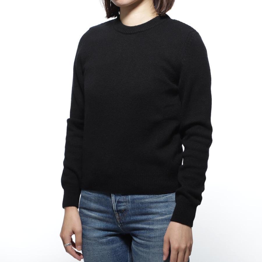 2019激安通販 セリーヌ CELINE クルーネック セーター ブラック 大きいサイズあり レディース 2a861-981e-38no, ロンドンティールーム a25b6fba