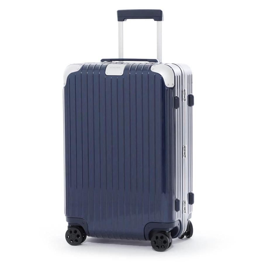 リモワ RIMOWA スーツケース HYBRID Check-In M ハイブリッド チェックイン 62L ブルー メンズ レディース 883.63.60.4.0.1|mb-y|02