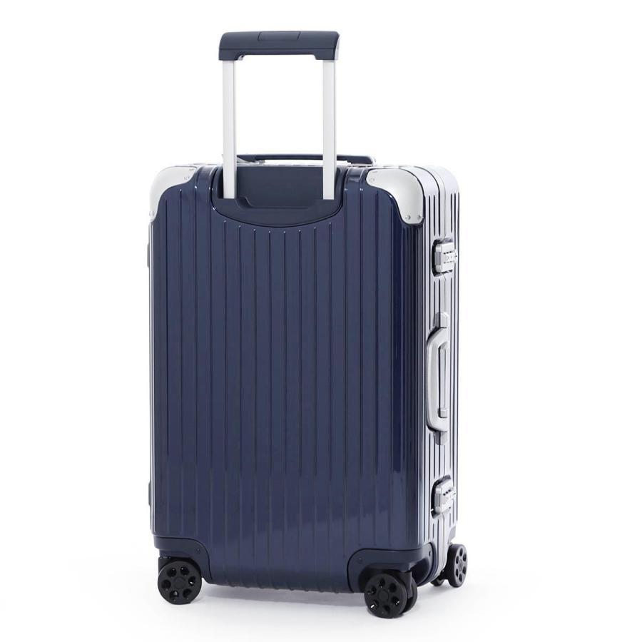 リモワ RIMOWA スーツケース HYBRID Check-In M ハイブリッド チェックイン 62L ブルー メンズ レディース 883.63.60.4.0.1|mb-y|04