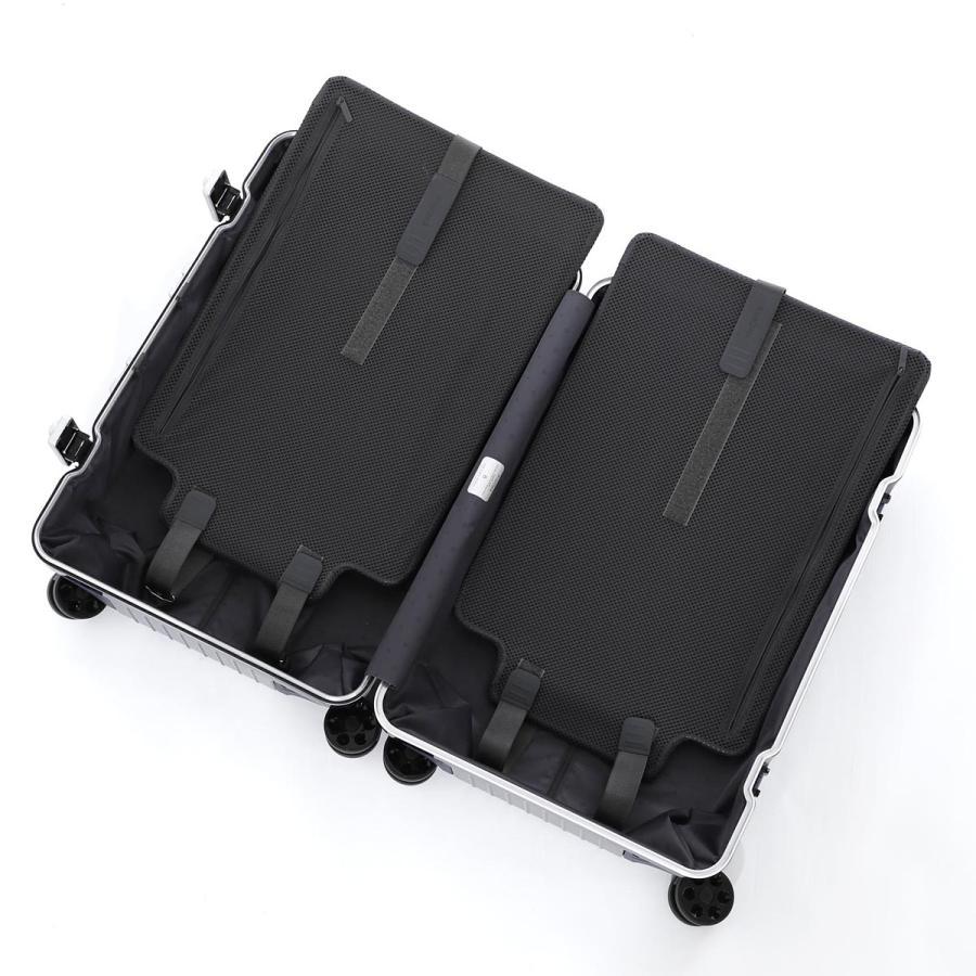リモワ RIMOWA スーツケース HYBRID Check-In M ハイブリッド チェックイン 62L ブルー メンズ レディース 883.63.60.4.0.1|mb-y|05