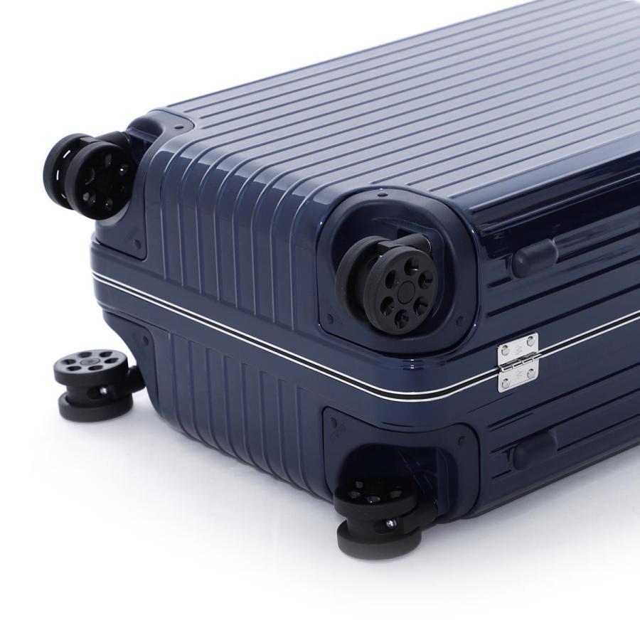 リモワ RIMOWA スーツケース HYBRID Check-In M ハイブリッド チェックイン 62L ブルー メンズ レディース 883.63.60.4.0.1|mb-y|06
