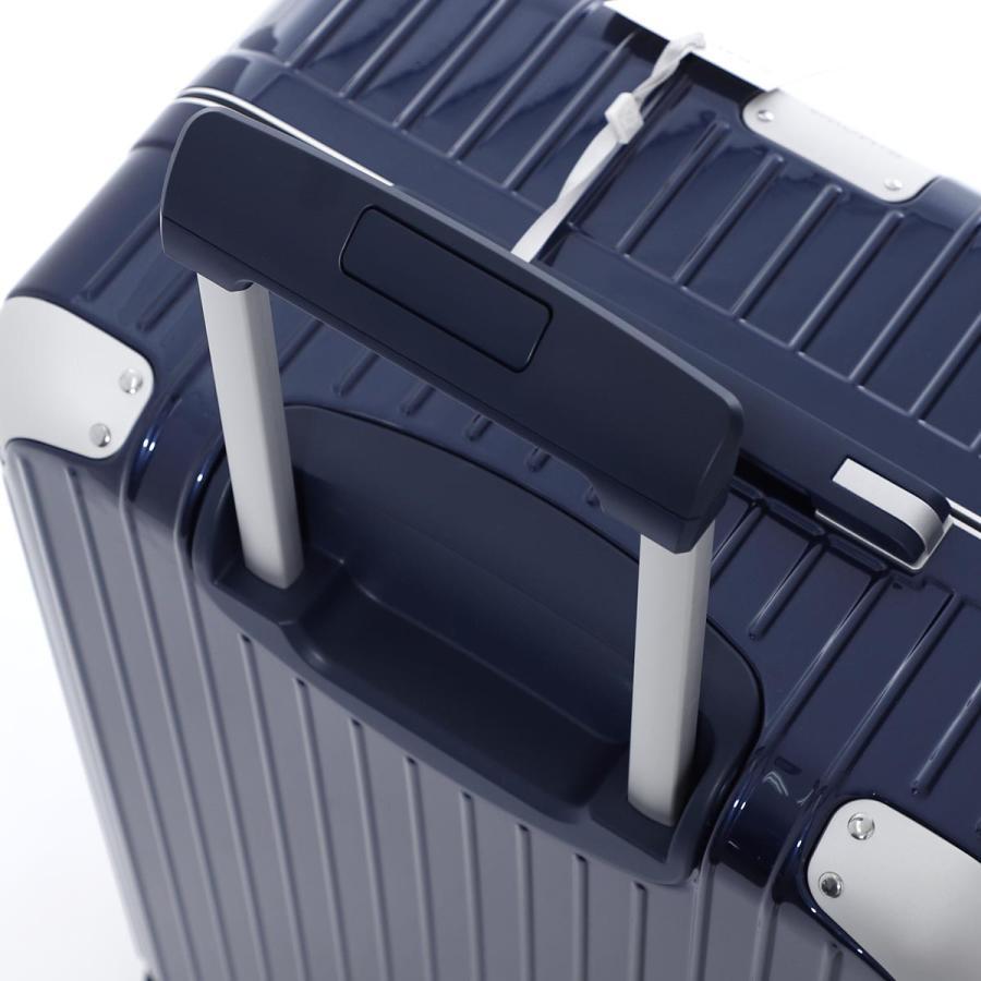 リモワ RIMOWA スーツケース HYBRID Check-In M ハイブリッド チェックイン 62L ブルー メンズ レディース 883.63.60.4.0.1|mb-y|08