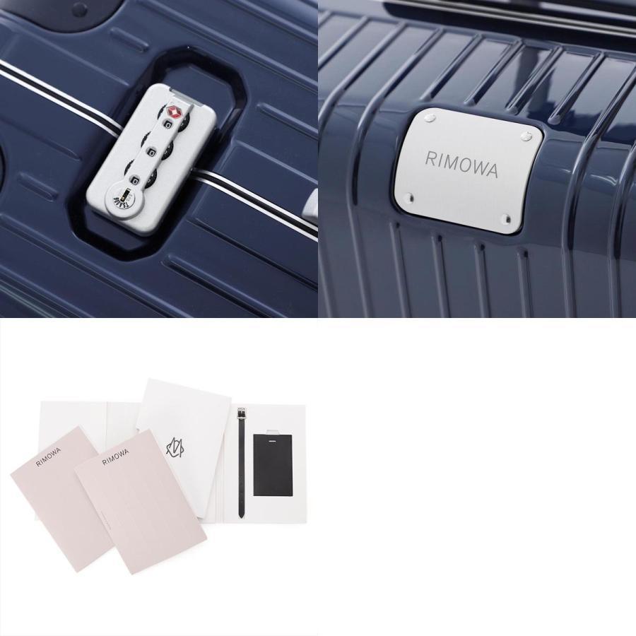 リモワ RIMOWA スーツケース HYBRID Check-In M ハイブリッド チェックイン 62L ブルー メンズ レディース 883.63.60.4.0.1|mb-y|09