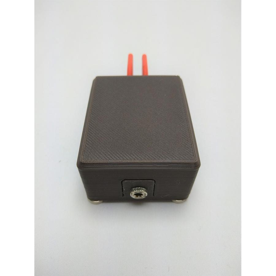 軽量ミニパドル CW移動運用 強力固定マグネット付(ミニプラグコード付属)電鍵 ブラック Club FT-817/FT-818|mccoywje|06