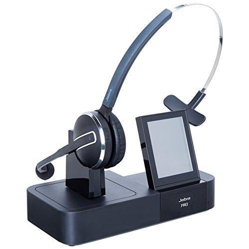 Jabra PRO 9460 モノラル - プロフェッショナルワイヤレス統一通信ヘッドセット
