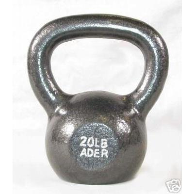 Aderプレミアkettlebell- ( 20lb )