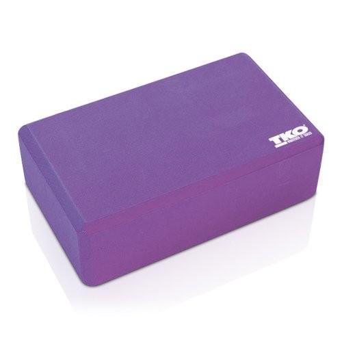 TKO Yoga Block - 紫の (TKO-YB001)