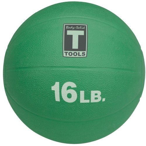 (7.3kg., 緑) - Body-Solid Tools Medicine Ball