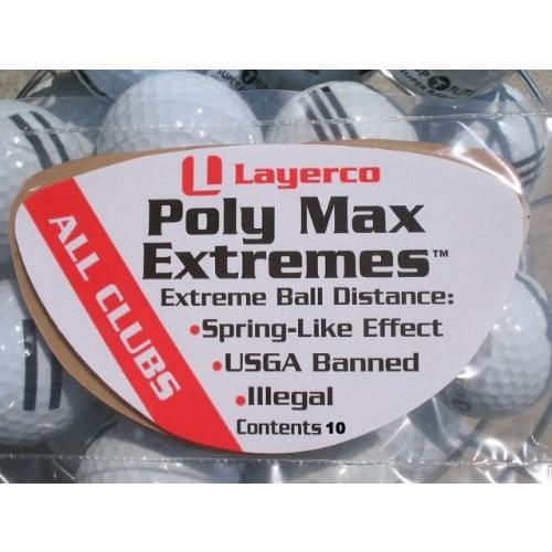 【メール便不可】 Poly Max Extremes Poly Extremes Max ExtraゴルフDriving距離パッケージの10, イマバリシ:e50d4d5f --- airmodconsu.dominiotemporario.com