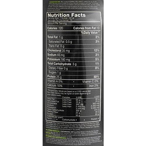 コンバット 100%ホエイ プロテイン 2.2kg ※クッキークリーム風味[海外直送品]