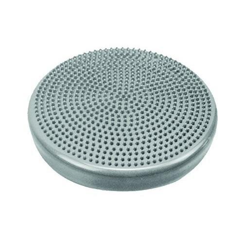 """【楽天最安値に挑戦】 CanDo Inflatable Vestibular Balance Disc, 13.8"""" diameter, Silver, ツールパワー eef10d9e"""