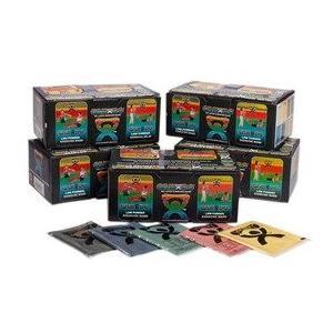 【正規品直輸入】 Cando低パウダーExercise Band Box 40*, of 40*, Box 4*'長 of、5-pieceセット(1各:イエロー、レッド、グリーン、ブルー), ヤスウラチョウ:5fe40ac5 --- airmodconsu.dominiotemporario.com