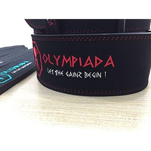 大人女性の (Medium) - Olympiada (Medium) Premium Leather Lever Buckle Powerlifting - Olympiada Belt-, 家電のタンタンショップ プラス:d68254df --- odvoz-vyklizeni.cz