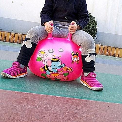本物の MINIbaby 18*in Bouncy 18*in/ 45*cm Knobby MINIbaby Bouncy Ball Bee Hop Ball withハンドル、Perfect, 和田山町:194a100c --- airmodconsu.dominiotemporario.com