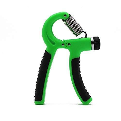 【訳あり】 Sahe製品Authentic Strengthener手グリップ、ノンスリップと調節可能な、 グリーン, ニマグン 39a39c63