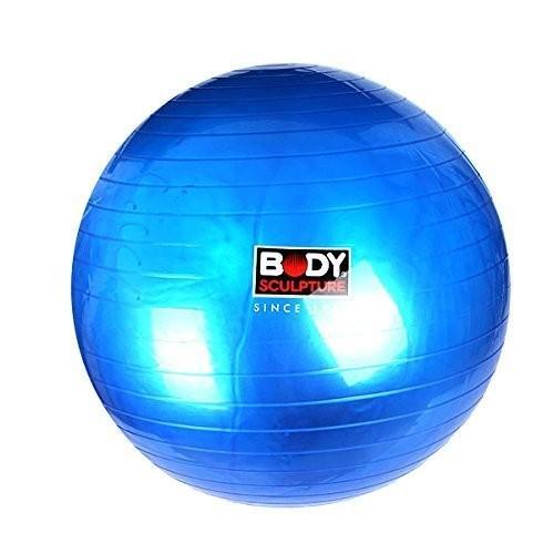 今季ブランド Body Sculpture 半透明 ジムボール ジムボール 75 Sculpture 75 cm (ブルー), 清家ばんかんビレッジ:e783588f --- airmodconsu.dominiotemporario.com
