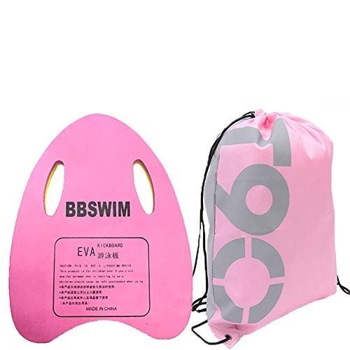 ZDDABの初心者の訓練の水泳のキックボード、子供の大人のフローティングボード、水泳機器補助人工物 (色 : オレンジ, サイズ さいず : A)