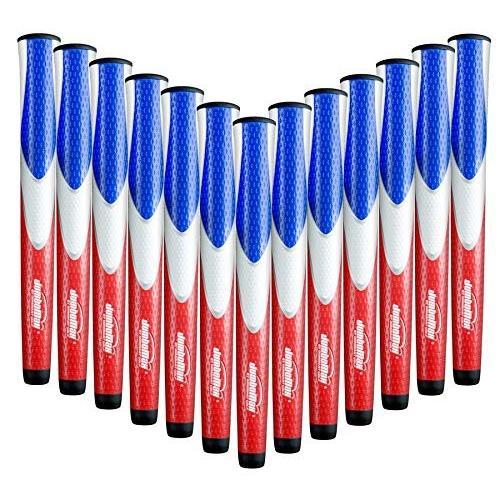 愛用  JumboMaxのセット13ツアーシリーズグリップ***レッド、ホワイト X-Large/XL 3/8¥)&ブルー (+ X-Large/XL (+ 3/8¥), Lapin de Bonheur:6a539770 --- airmodconsu.dominiotemporario.com