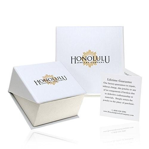 [定休日以外毎日出荷中] Honolulu Jewelry Company 10K 10K ソリッドイエローゴールド Company 2.8mm Jewelry フィガロリンクチェーンブレスレット, 羽黒町:6bd672cd --- airmodconsu.dominiotemporario.com