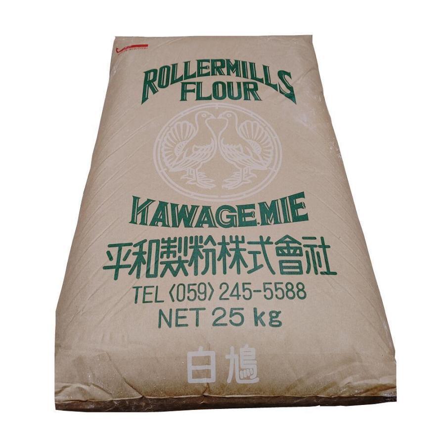 薄力粉 菓子用粉 爆買い送料無料 平和製粉 白鳩 小麦粉 国内製造 25kg 業務用 ブランド激安セール会場 大容量 手作り 箱で梱包 菓子用小麦粉