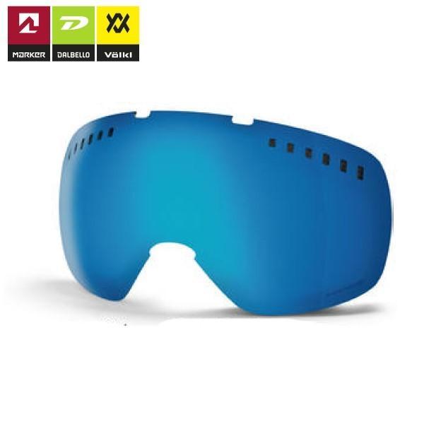 MARKER(マーカー)【BIG PICTURE用交換レンズ】青 HD MIRROR (ビッグピクチャー用交換レンズ ブルーHDミラー)偏光レンズ