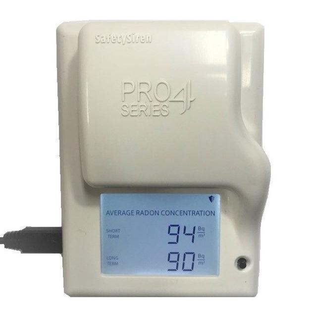 ラドンガス測定器 PRO4|measureworks