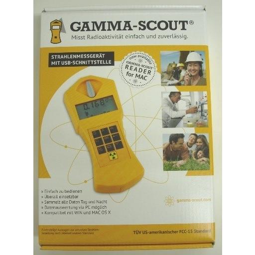 ガイガーカウンター Gamma-Scout Standard(ガンマスカウトスタンダード) measureworks 03