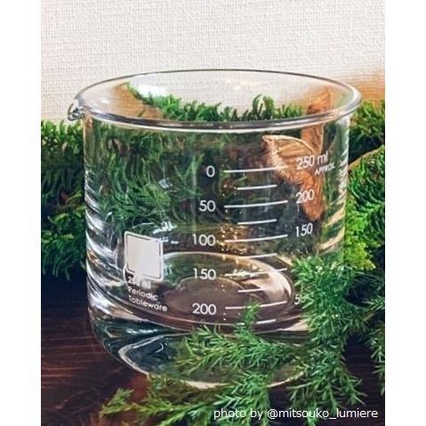 ビーカーロックグラス(2個) Periodic Tableware|measureworks|03