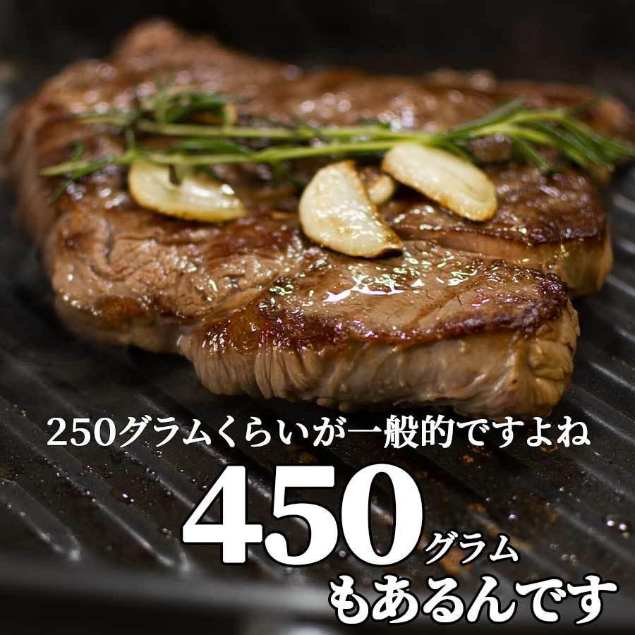 肉 お肉 1ポンド ステーキ 牛肉 アメリカ 450g 冷凍 チョイス お月見 十三夜 プレゼント 2021 ギフト meat-miyazaki 12