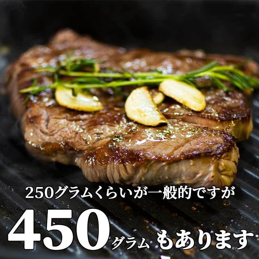 お歳暮 御歳暮 肉 お肉 1ポンド ステーキ 牛肉 アメリカ 450g 冷凍 プライム プレゼント 2021 ギフト|meat-miyazaki|12
