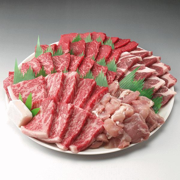 国産 肉 バーベキューセット 焼き肉 焼肉(BBQ バーべキュー)1kg 約4〜5人前 牛肉 豚肉 鶏肉 送料無料 (沖縄・北海道は別途送料要) meatpiasanuki 04
