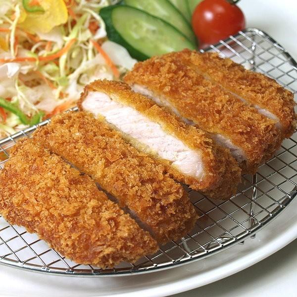 冷凍熟成ローストンカツ(とんかつ)オレンジパン粉 120g 5枚入り|meatpiasanuki