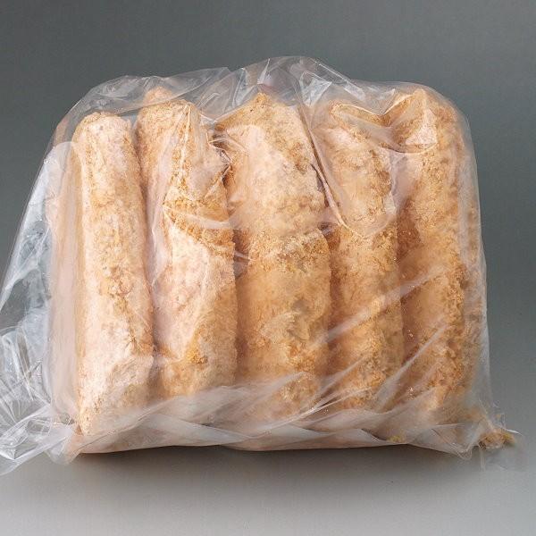 冷凍熟成ローストンカツ(とんかつ)オレンジパン粉 120g 5枚入り|meatpiasanuki|02