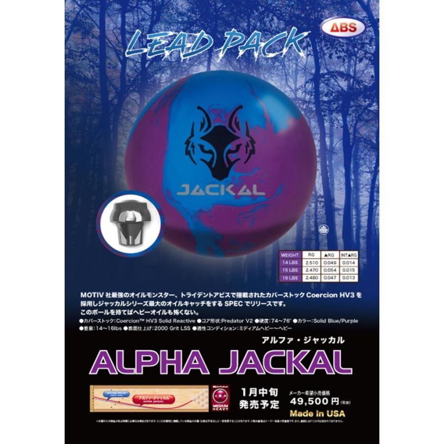 Motiv Alpha Jackal