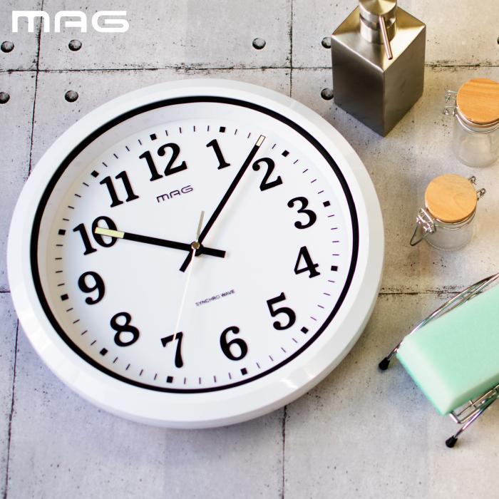 ※アウトレット品 電波時計 防塵防水掛時計 ナヤ アナログ時計 掛け時計 壁掛け アナログ ウォールクロック 見やすい 庭 ガレージ 作業場 シンプル 洗面所 工場 1年保証 防水 屋外 水回り