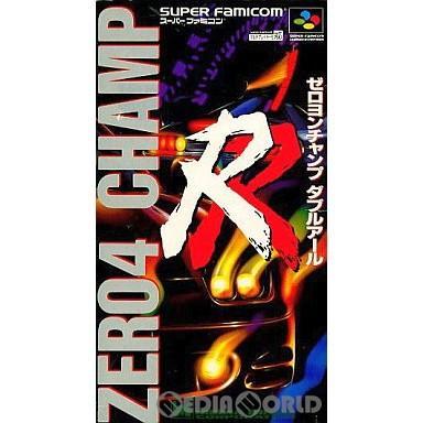 推奨 中古即納 {箱説明書なし}{SFC}ZERO4 CHAMP RR ゼロヨンチャンプ Seasonal Wrap入荷 ダブルアール 19940722