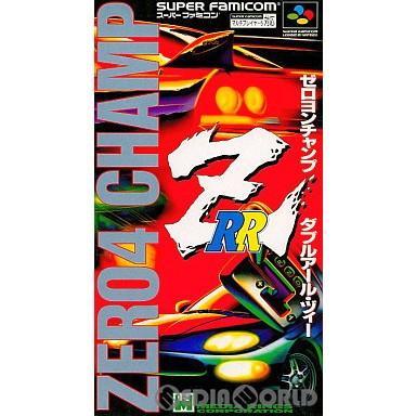 中古即納 {箱説明書なし}{SFC}ゼロヨンチャンプRR-Z ZERO4 19951125 期間限定今なら送料無料 RRZ 半額 CHAMP