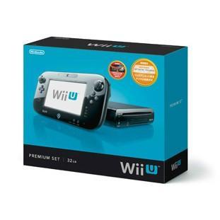 『中古即納』{B品}{本体}{WiiU}Wii U プレミアムセット 黒 PREMIUM SET kuro(本体メモリー32GB)(WUP-S-KAFC)(20121208)