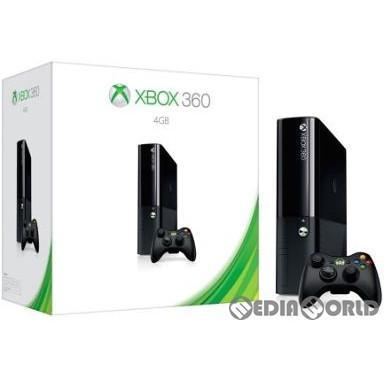 『中古即納』{本体}{Xbox360}Xbox 360 4GB(1L9V-00016)(20130919)