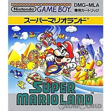 中古即納 {箱説明書なし}{GB}スーパーマリオランド Super 送料0円 Mario 大幅値下げランキング Land 19890421