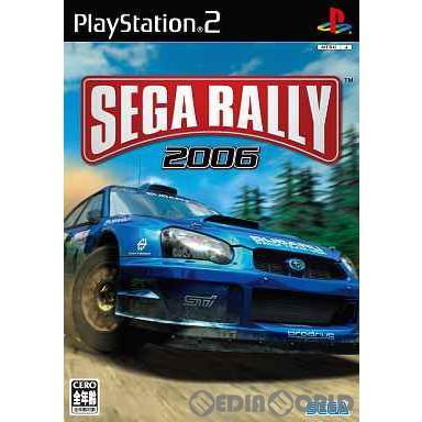 中古即納 {PS2} 初回特典セガラリーチャンピョンシップ付属 高額売筋 SEGA 20060112 セガラリー2006 メイルオーダー 2006 RALLY