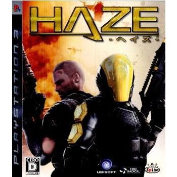 『中古即納』{表紙説明書なし}{PS3}HAZE(ヘイズ)(20080522) media-world