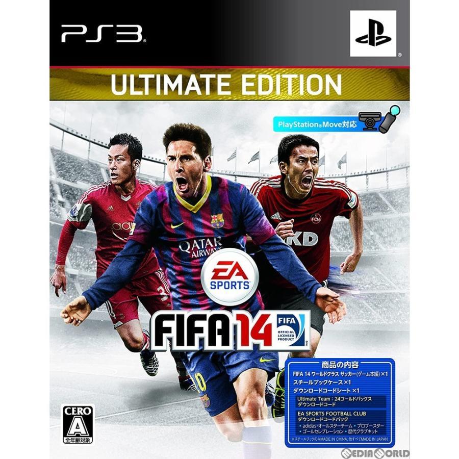 『新品即納』{PS3}FIFA14 ワールドクラスサッカー ULTIMATE EDITION(初回数量限定版)(20131017)