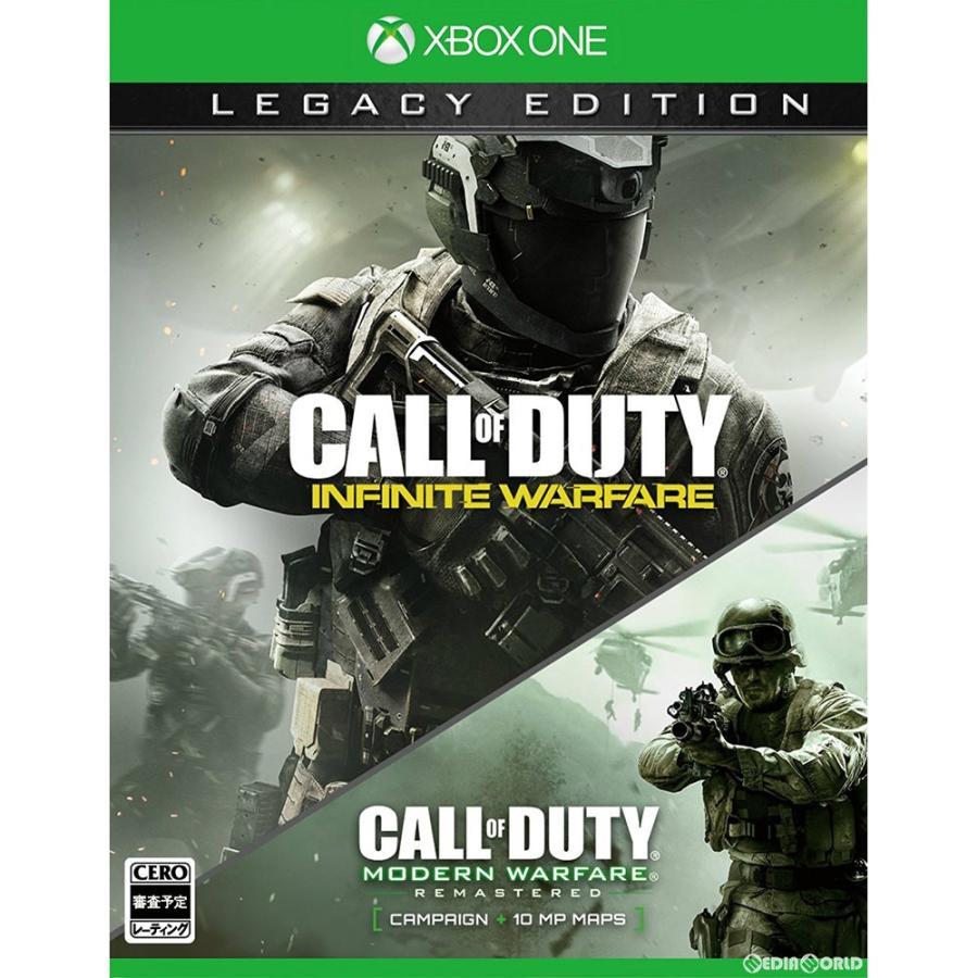 『新品即納』{XboxOne}特典付 コール オブ デューティ インフィニット・ウォーフェア(Call of Duty: Infinite Warfare) レガシーエディション(限定版)