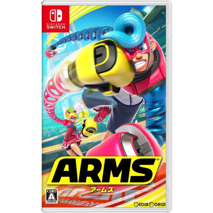 『中古即納』{Switch}ARMS(アームズ)(20170616)|media-world
