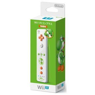 中古即納 {ACC}{WiiU}Wiiリモコンプラス ヨッシー Wii 任天堂 U用 RVL-A-PNWC 20140312 2020A W新作送料無料 新色追加して再販