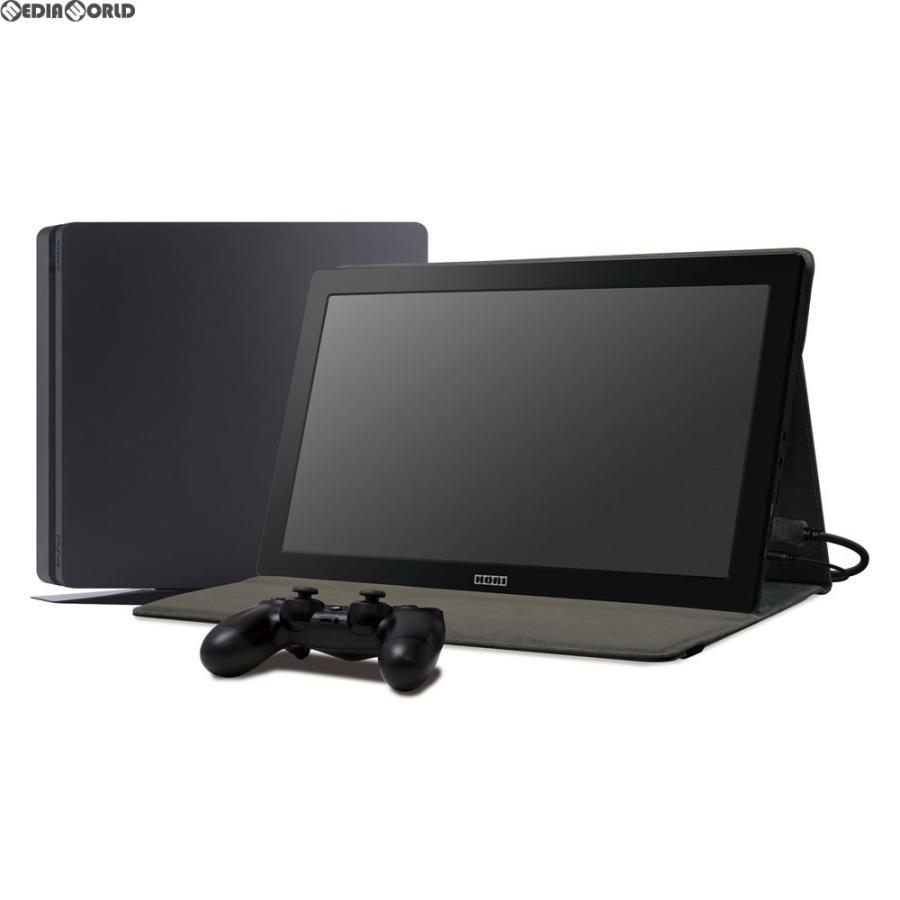 『新品』『お取り寄せ』{ACC}{PS4}Portable Gaming Monitor(ポータブルゲーミングモニター) for Playstation4 HORI(PS4-087)(20171026)