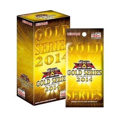 『新品即納』{カートン}{TCG}遊戯王ゼアルOCG ゴールドシリーズ2014(24BOX)(CG1422)(20140111)